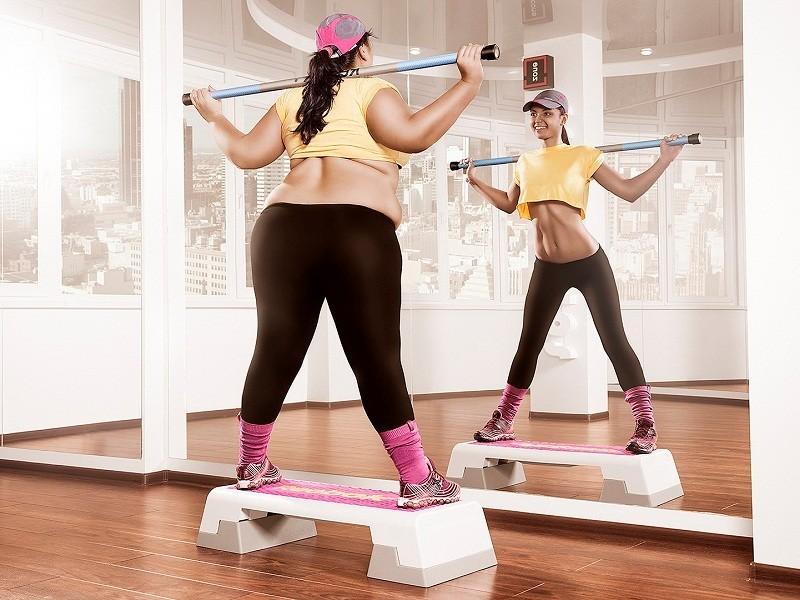 Мотивация на спорт и похудение по типу восприятия