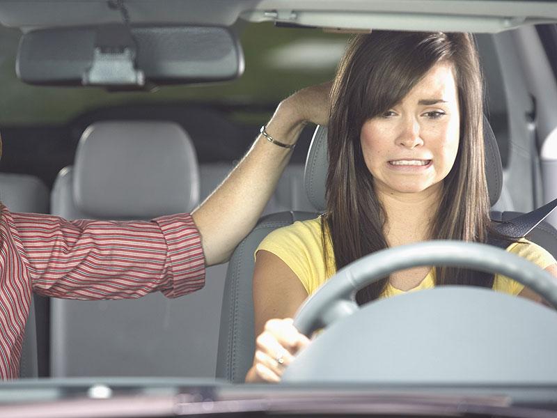 Как избавиться от страха езды за рулем?