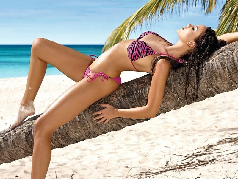 Как подготовить тело к пляжу?