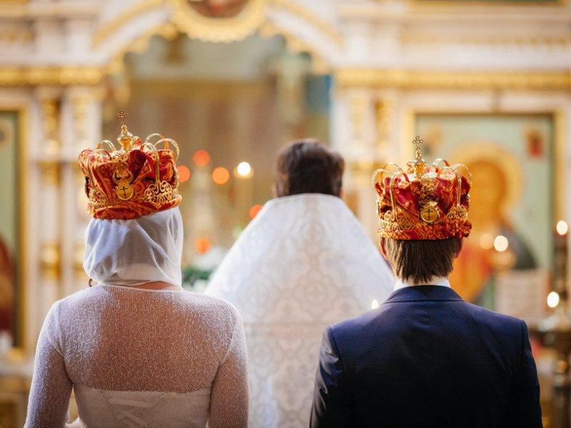 Церковная свадьба — требуются документы
