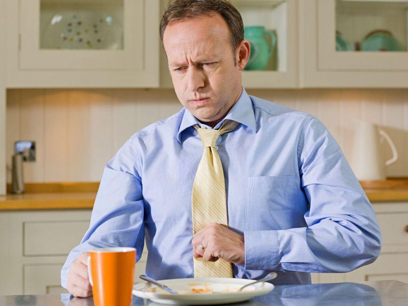 Почему отказ от курения приводит к набору массы?