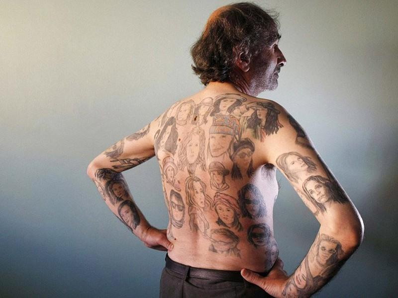 Татуировка чешется: что делать?