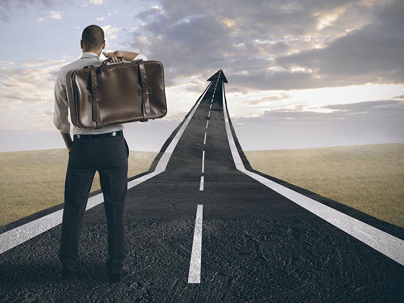 Как добиваться целей и не сворачивать с выбранного пути?