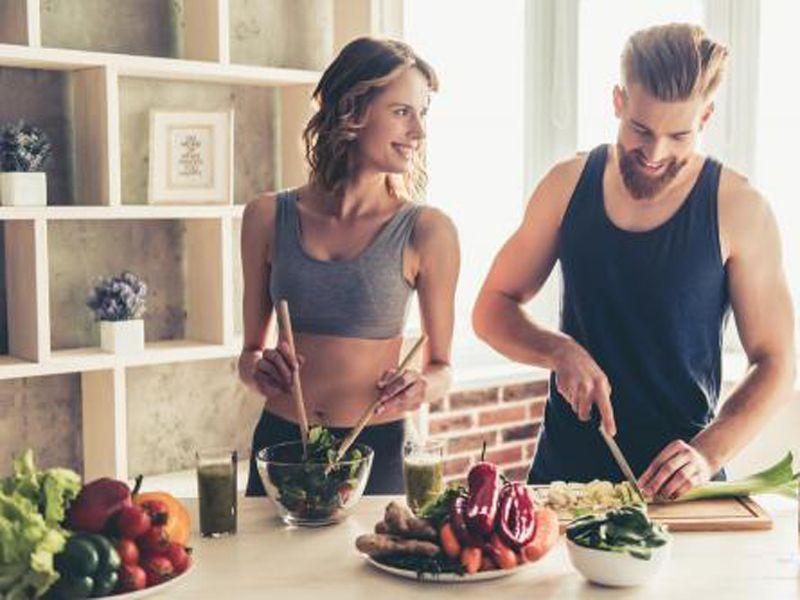 Полезные продукты для активных любовников