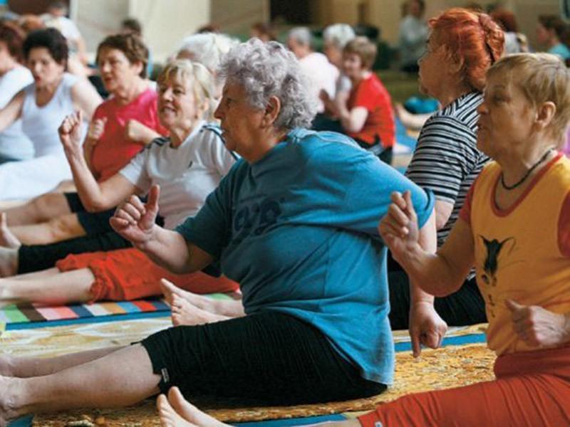 Соревнования для пожилых людей – вред или польза?