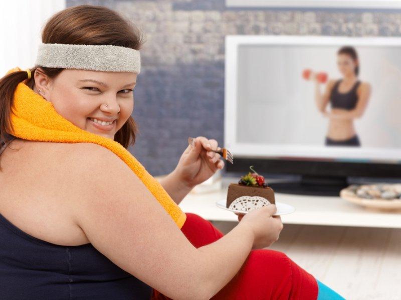 Как похудеть не мучая себя диетами?