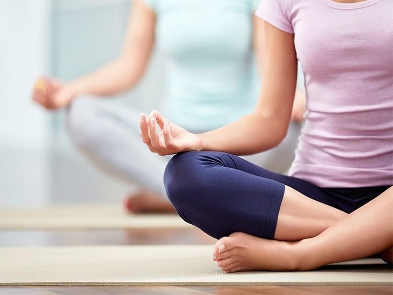 С чего начать йогу?