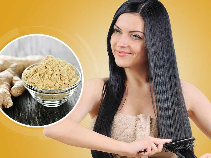 7 Удивительных способов использовать имбирь для здоровья ваших волос и кожи