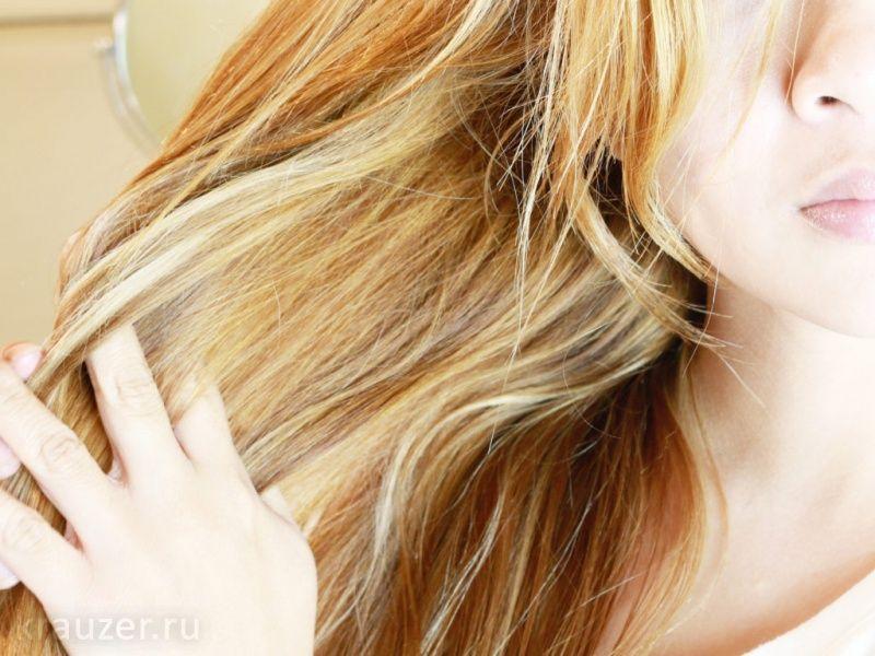 Как осветлить волосы с помощью домашних средств?