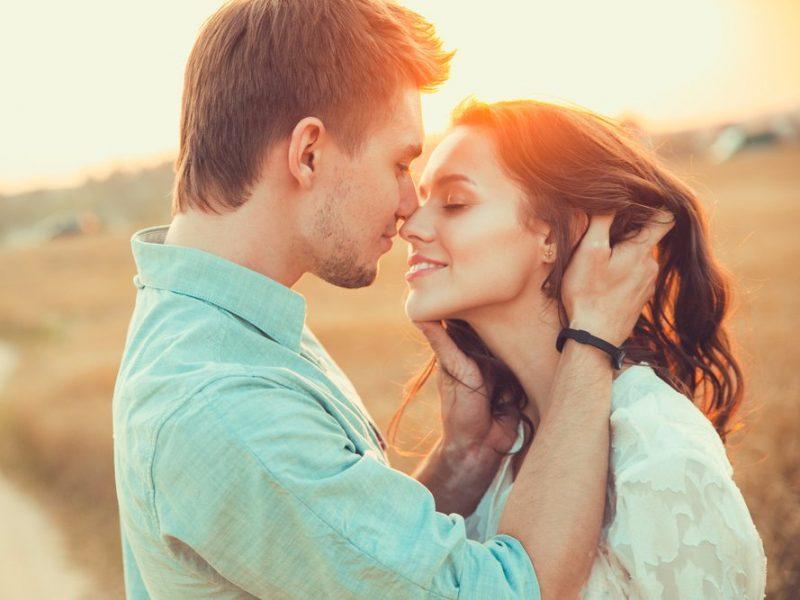 15 любопытных фактов о поцелуях