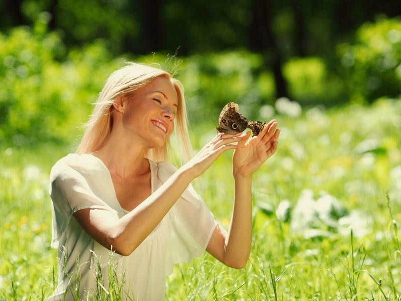 С чего начинается женское счастье?