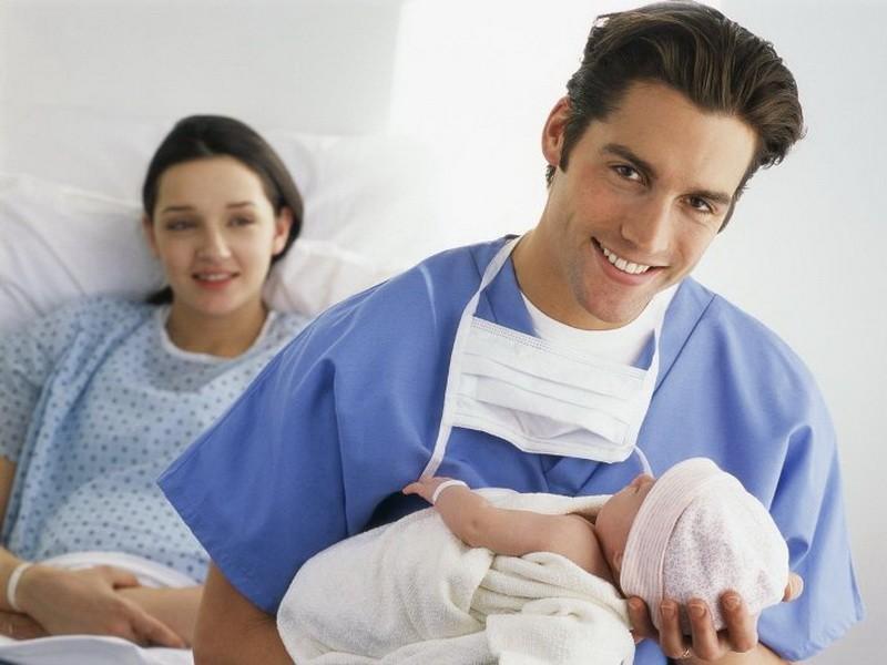 Партнерские роды: стоит ли рожать с мужем?